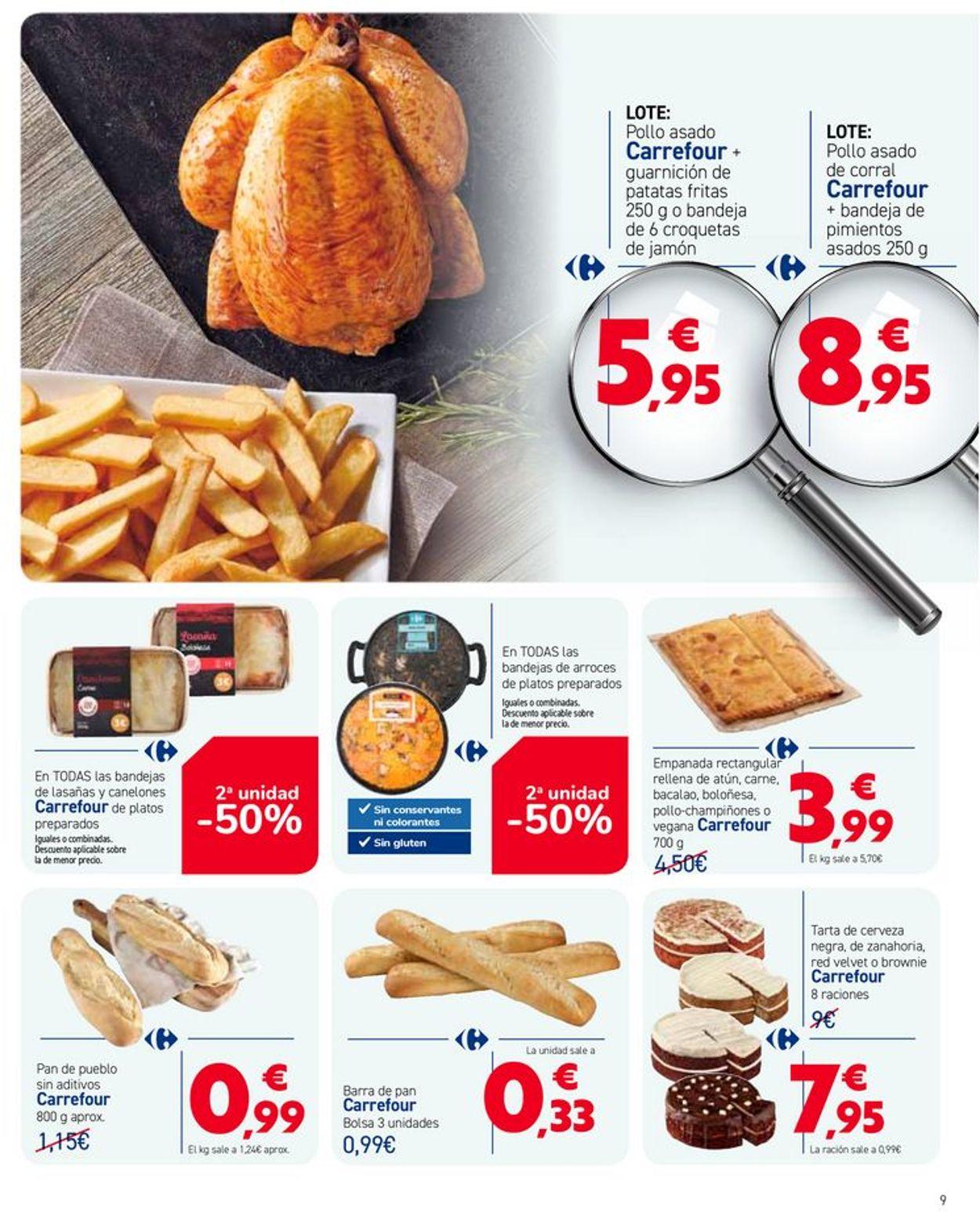 Carrefour Folleto - 12.03-23.03.2021 (Página 9)