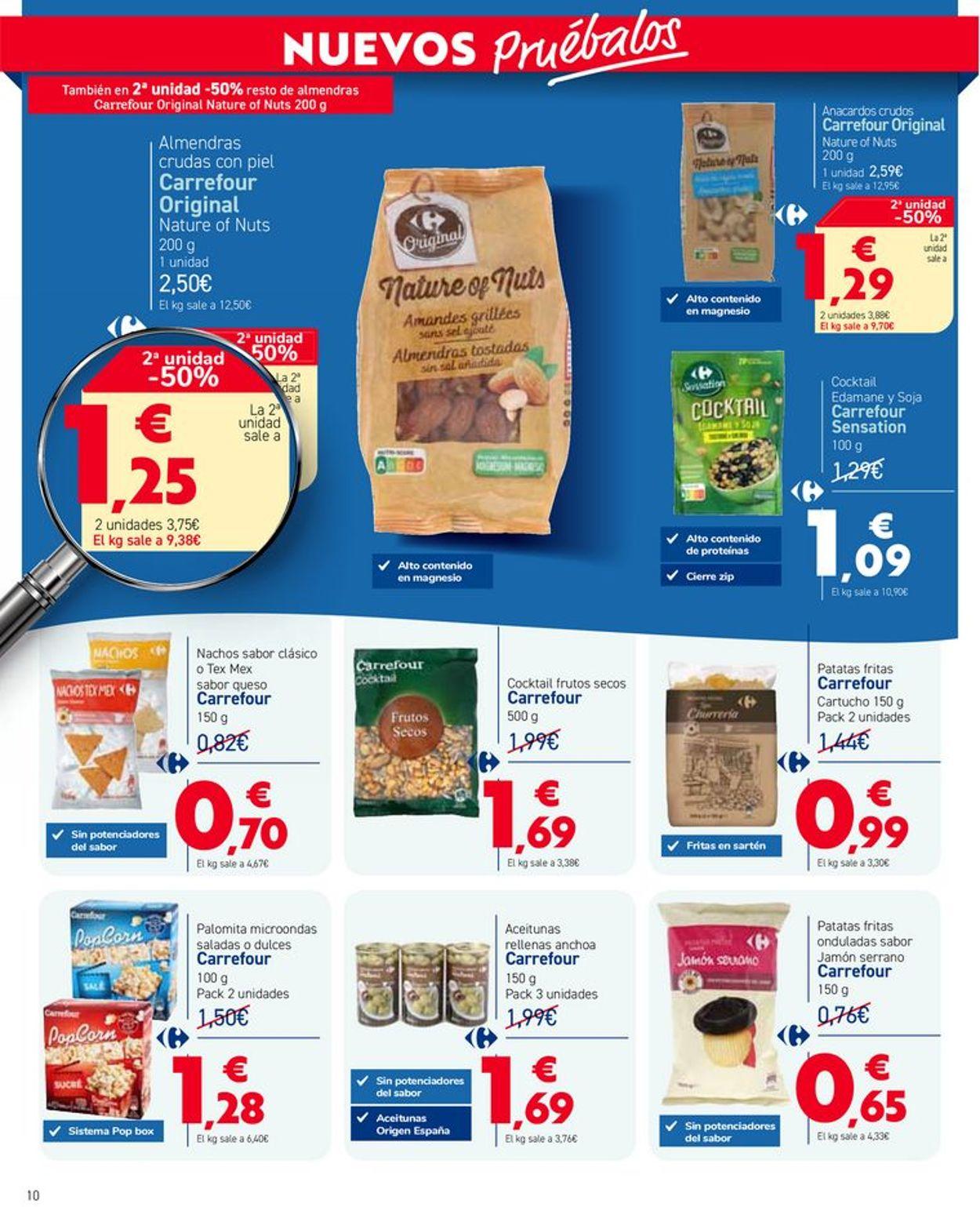 Carrefour Folleto - 12.03-23.03.2021 (Página 10)