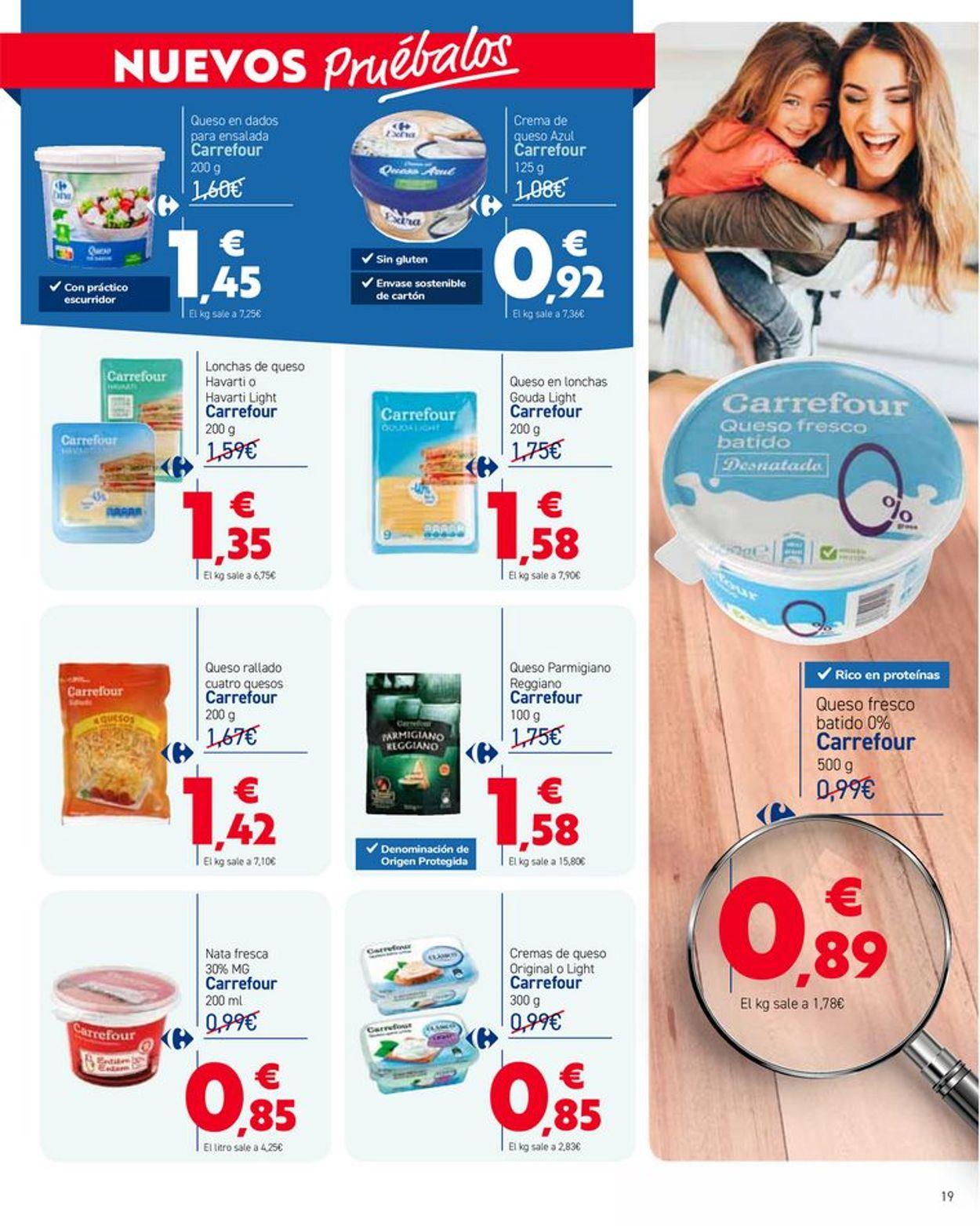 Carrefour Folleto - 12.03-23.03.2021 (Página 19)