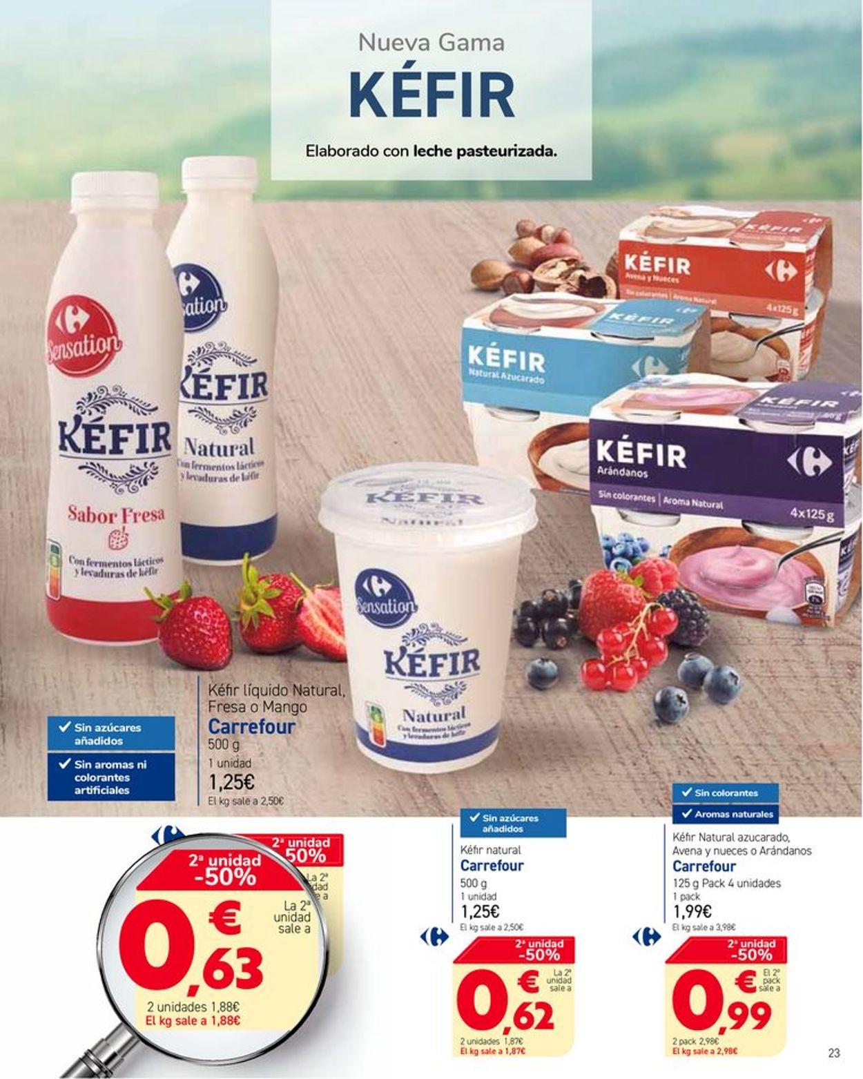Carrefour Folleto - 12.03-23.03.2021 (Página 23)
