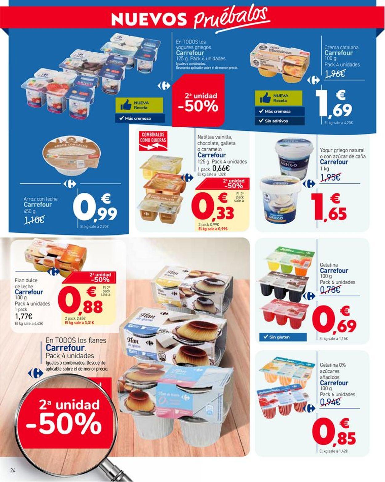 Carrefour Folleto - 12.03-23.03.2021 (Página 24)