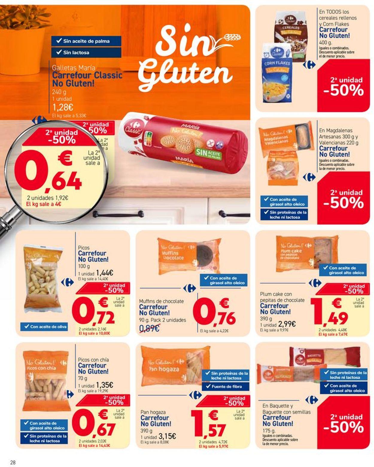 Carrefour Folleto - 12.03-23.03.2021 (Página 28)