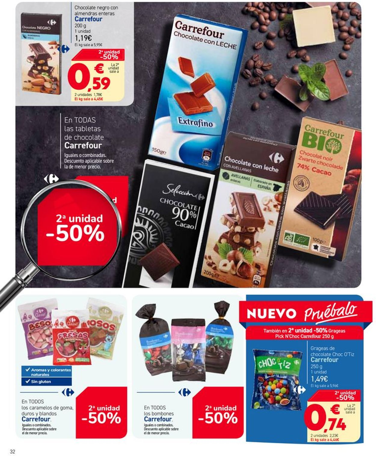 Carrefour Folleto - 12.03-23.03.2021 (Página 32)