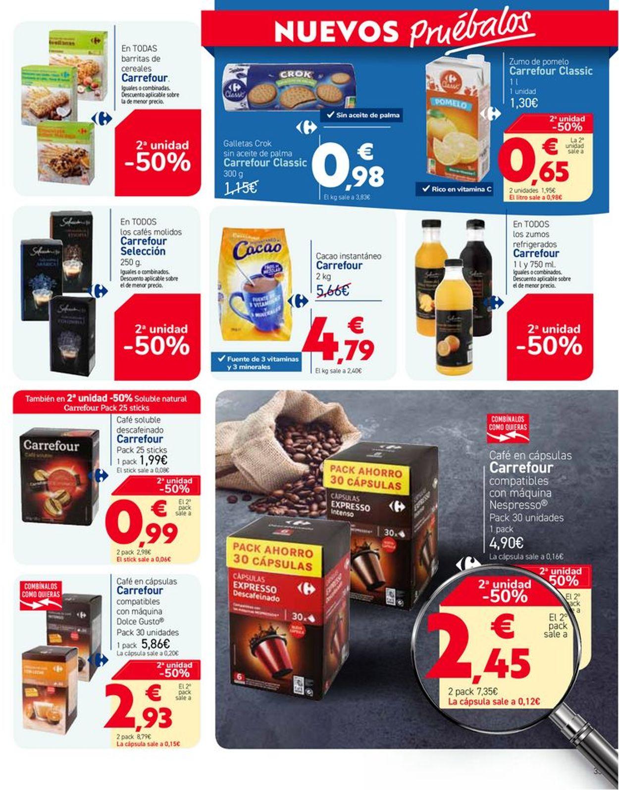 Carrefour Folleto - 12.03-23.03.2021 (Página 33)