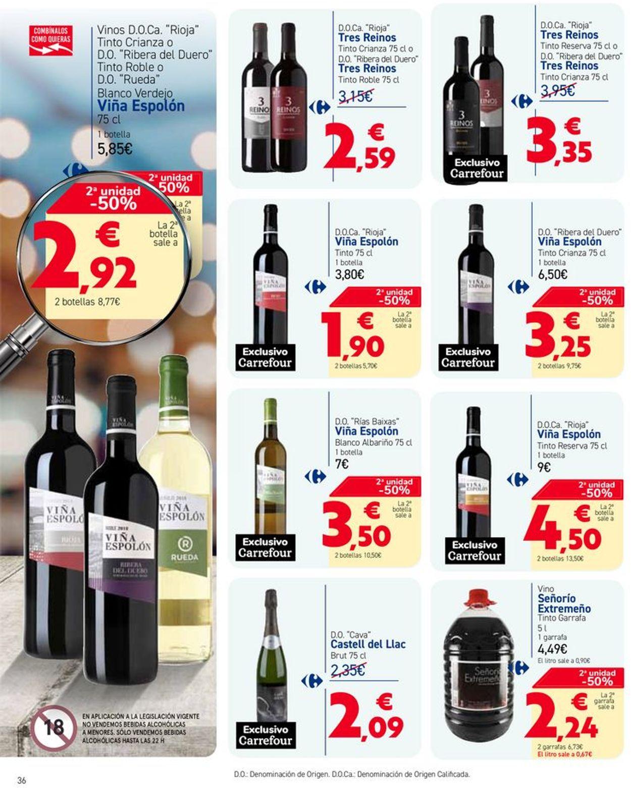 Carrefour Folleto - 12.03-23.03.2021 (Página 36)