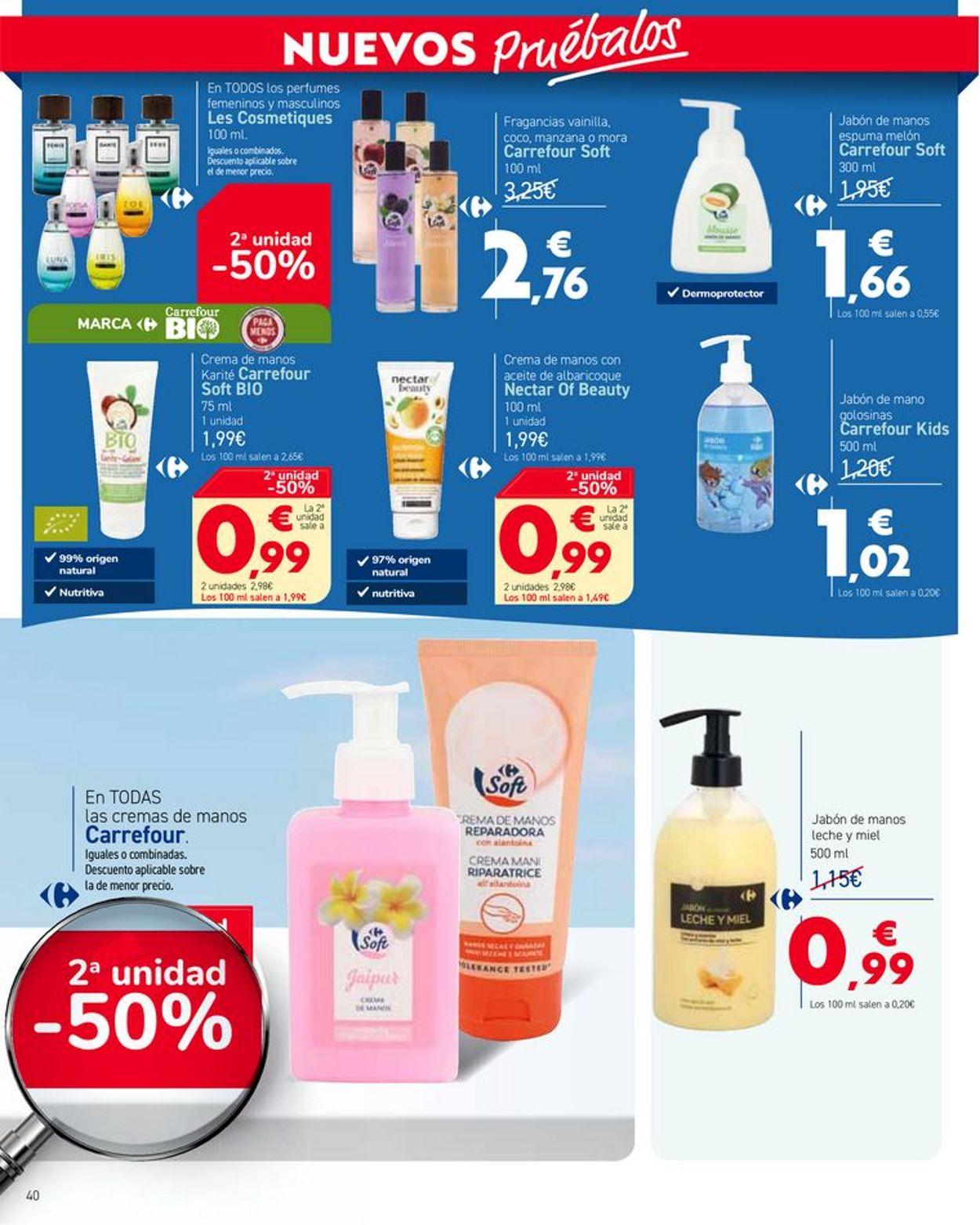 Carrefour Folleto - 12.03-23.03.2021 (Página 40)