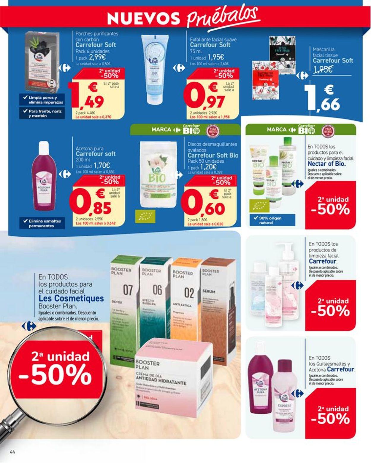 Carrefour Folleto - 12.03-23.03.2021 (Página 44)