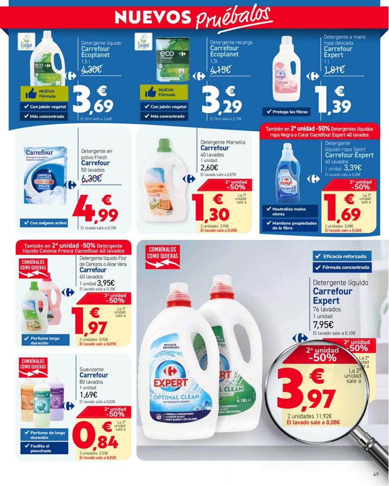 Carrefour Folleto - 12.03-23.03.2021 (Página 49)