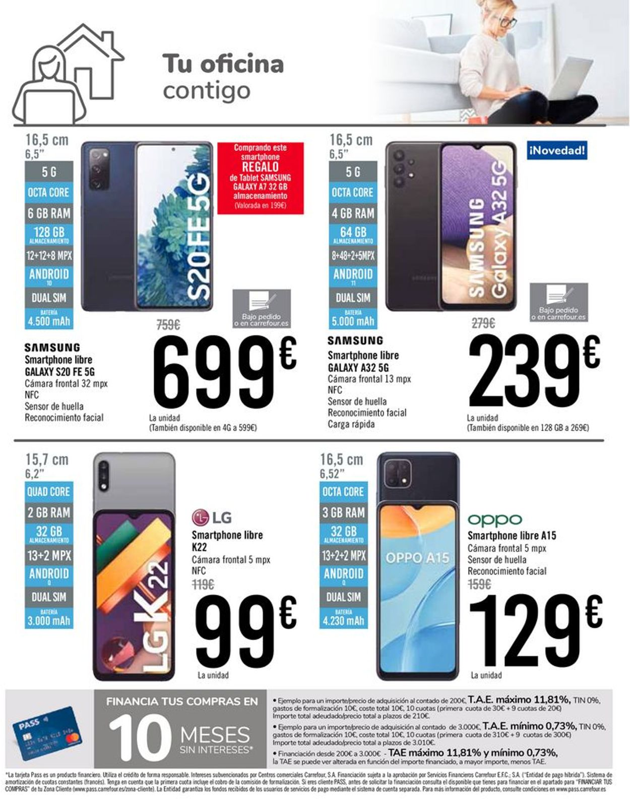 Carrefour Folleto - 12.03-06.04.2021 (Página 6)