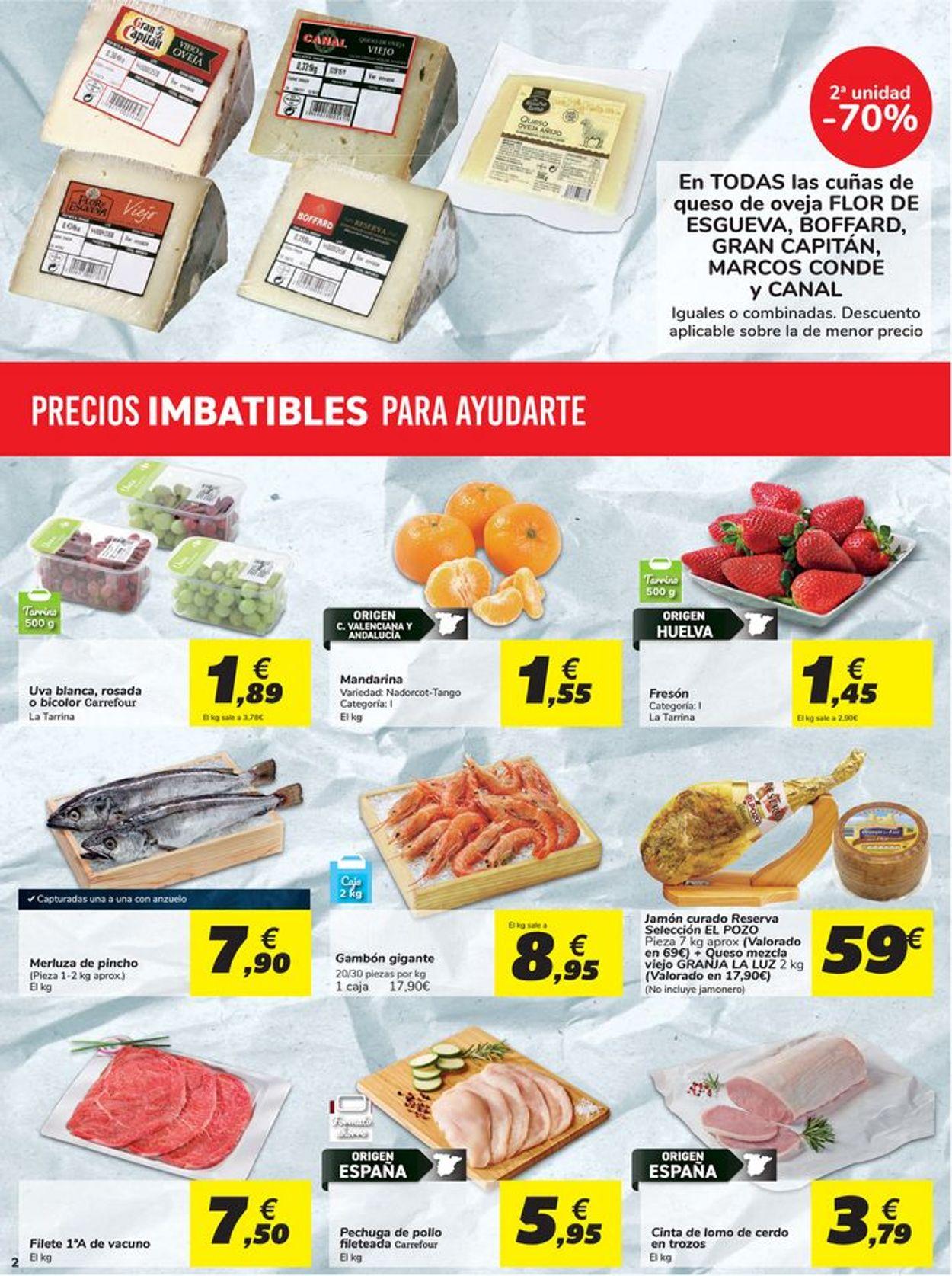 Carrefour Folleto - 17.03-23.03.2021 (Página 2)