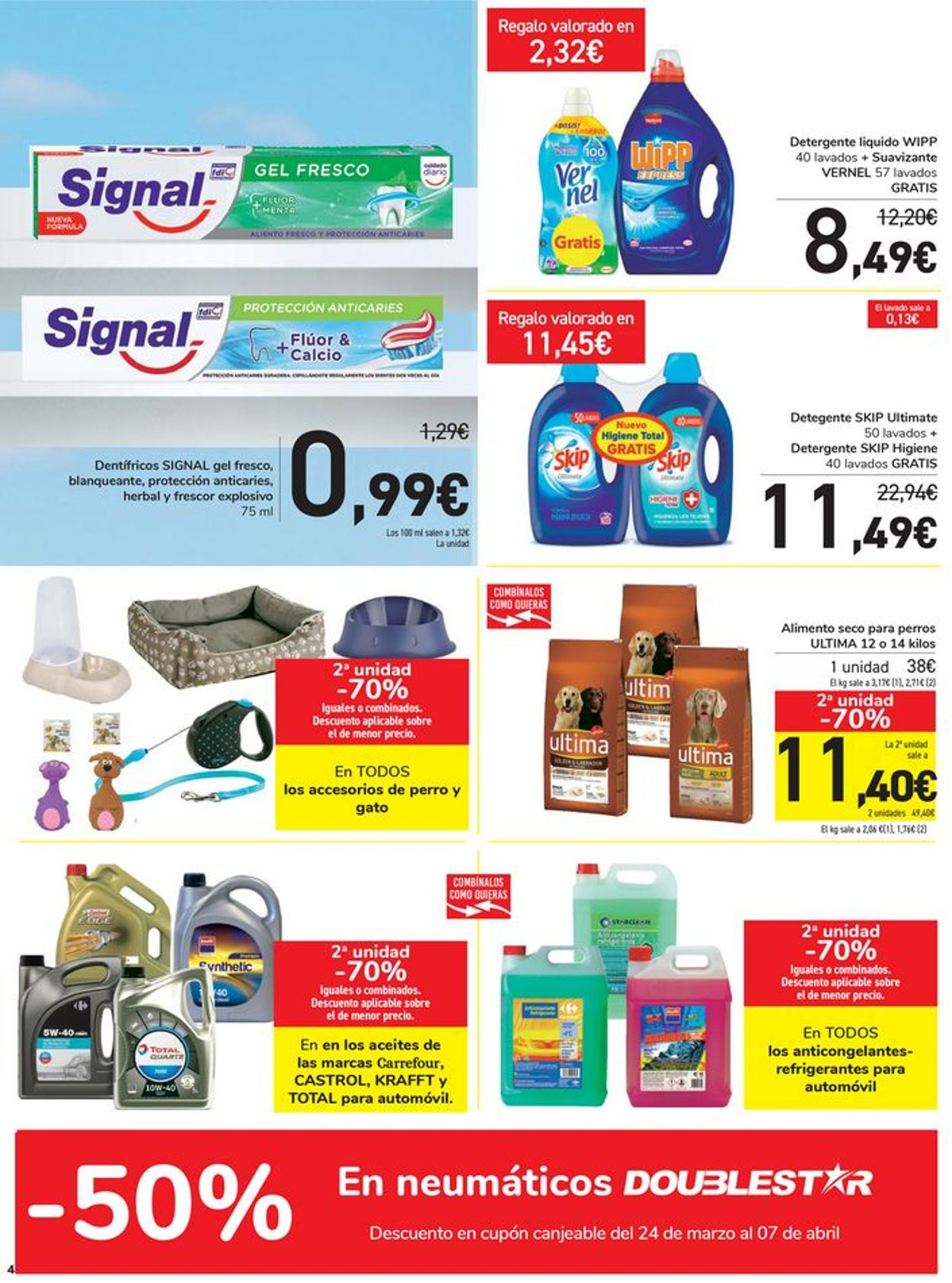 Carrefour Folleto - 17.03-23.03.2021 (Página 4)