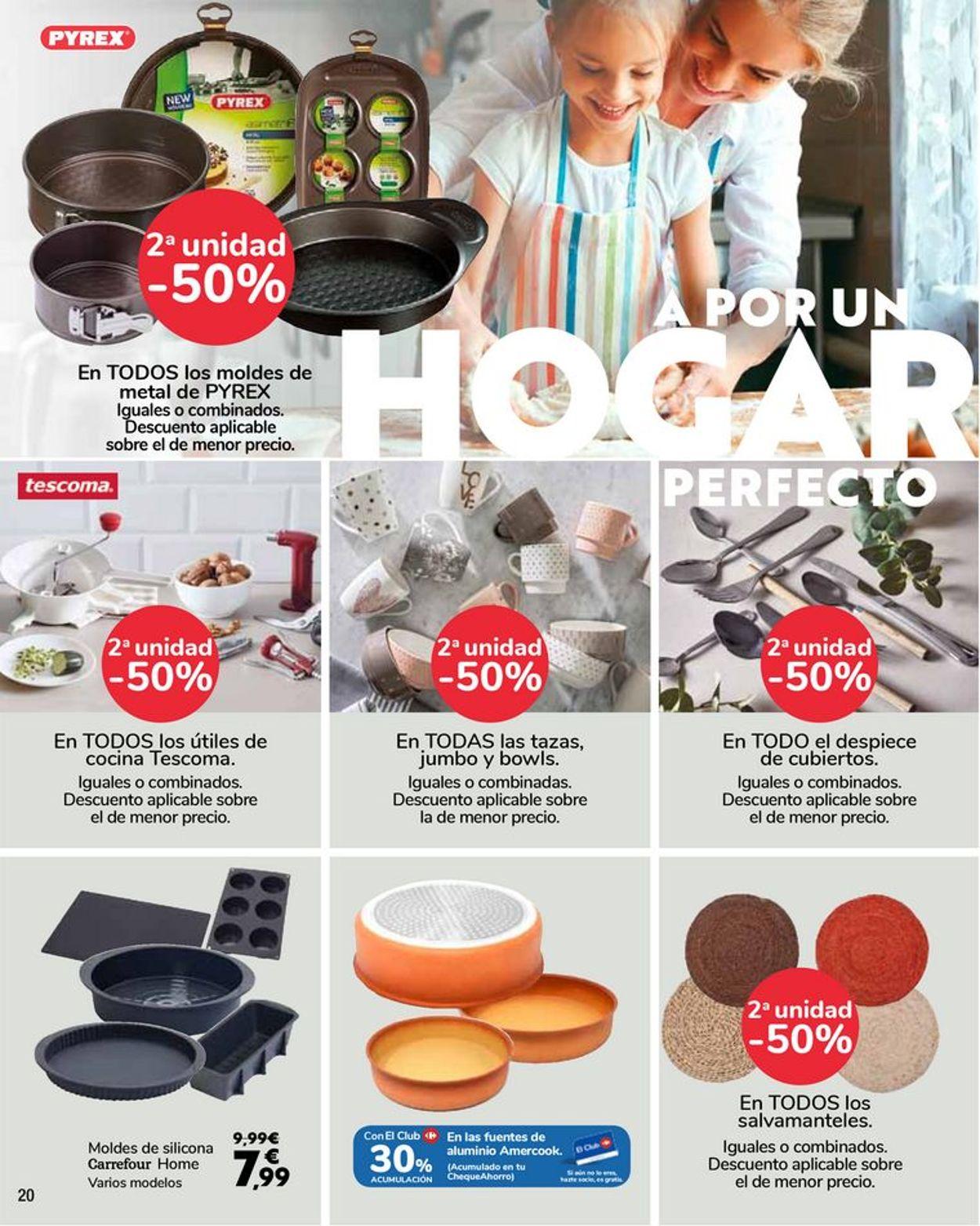 Carrefour Folleto - 18.03-13.04.2021 (Página 20)