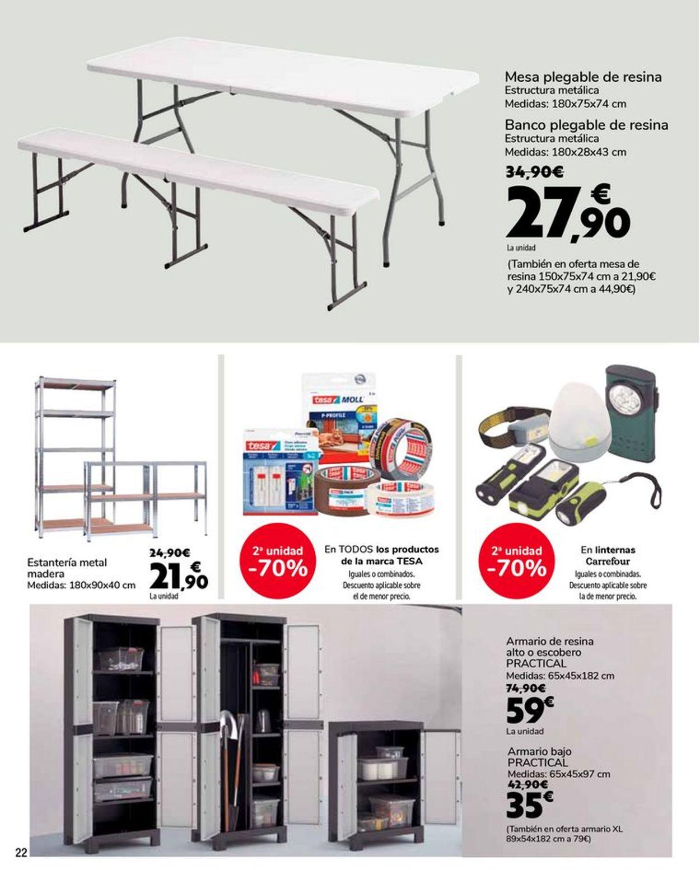 Carrefour Folleto - 18.03-13.04.2021 (Página 22)