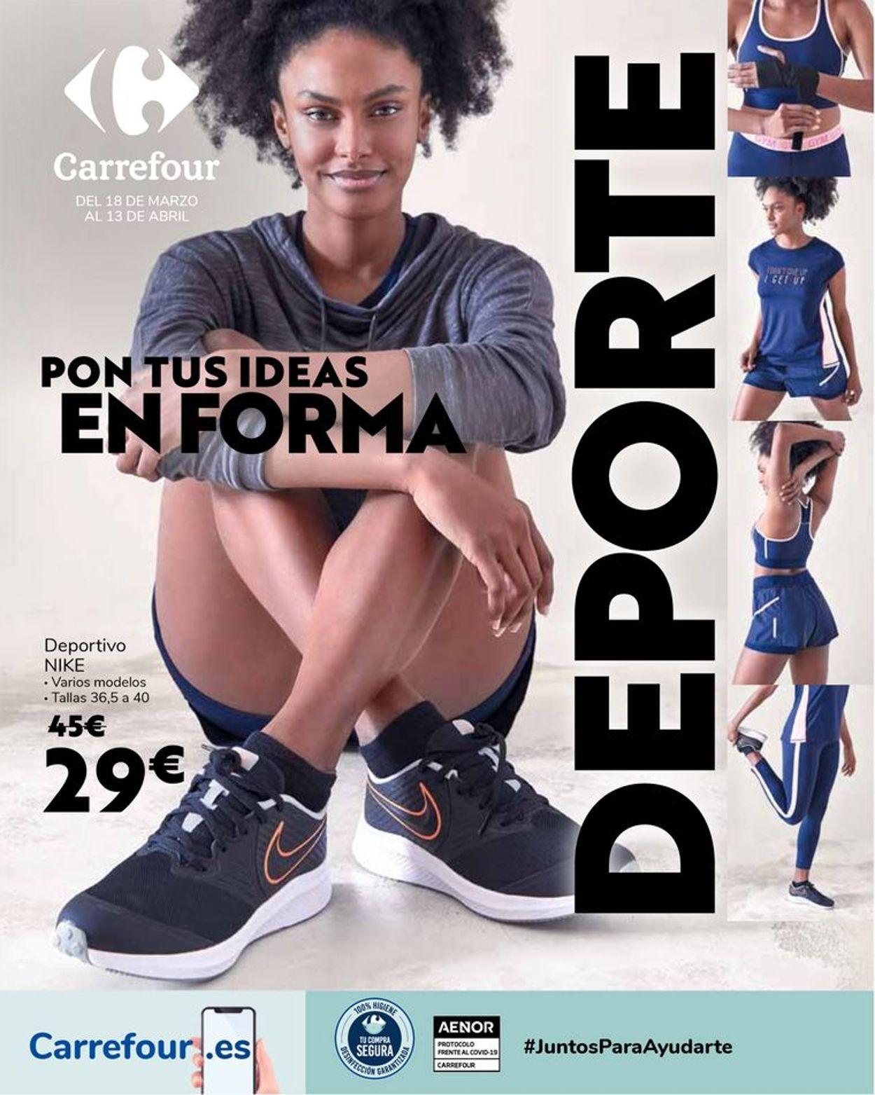 Carrefour Folleto - 18.03-13.04.2021