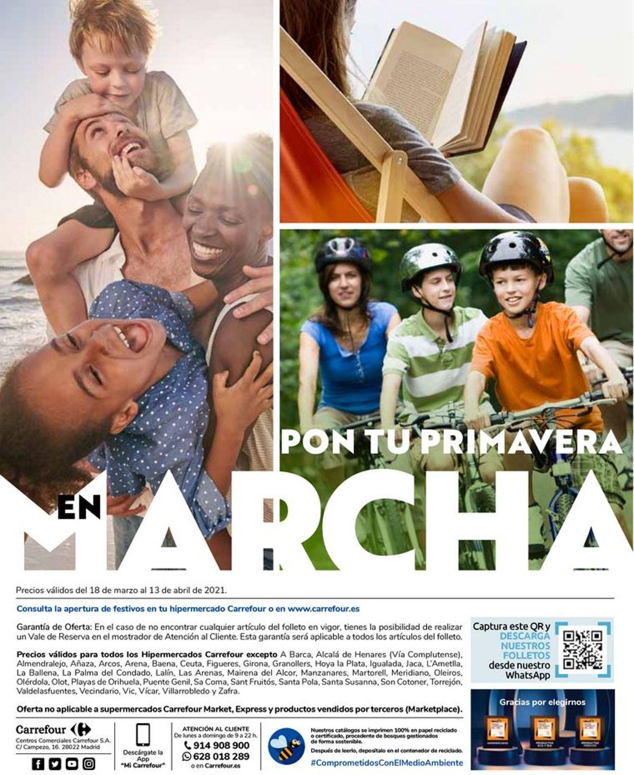 Carrefour Folleto - 18.03-13.04.2021 (Página 26)