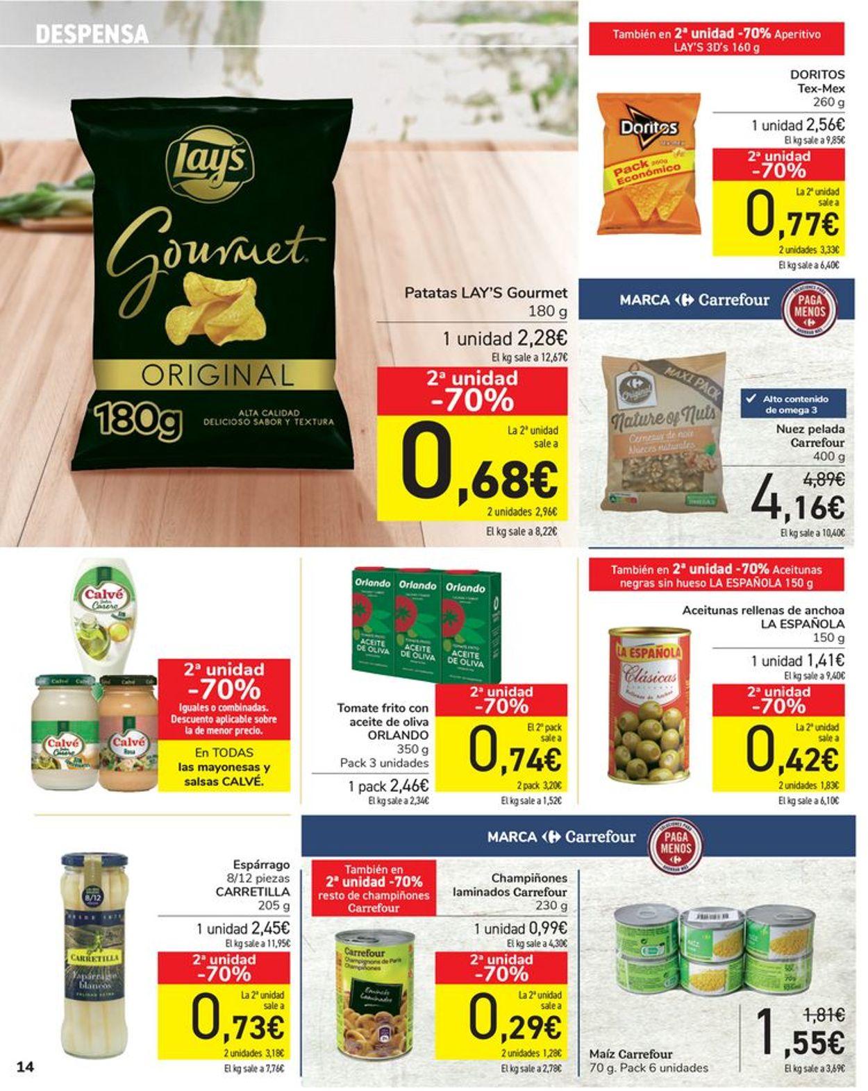 Carrefour Folleto - 24.03-05.04.2021 (Página 14)