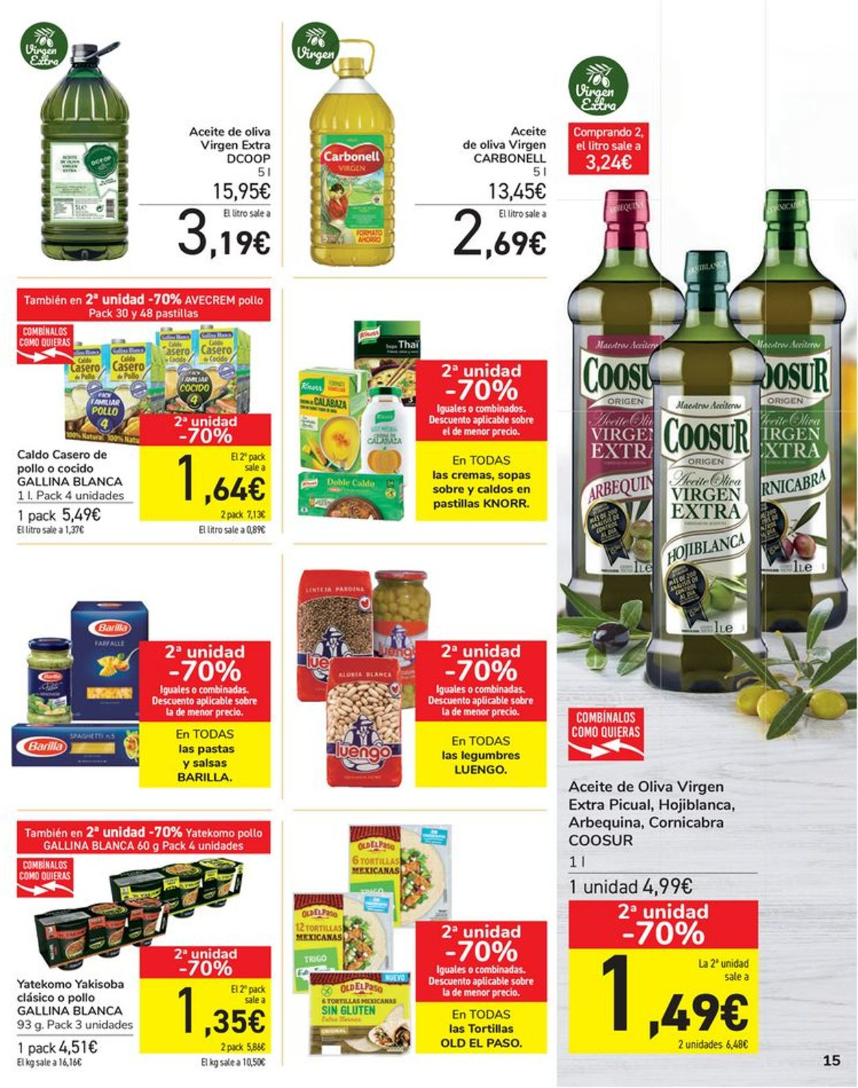Carrefour Folleto - 24.03-05.04.2021 (Página 15)