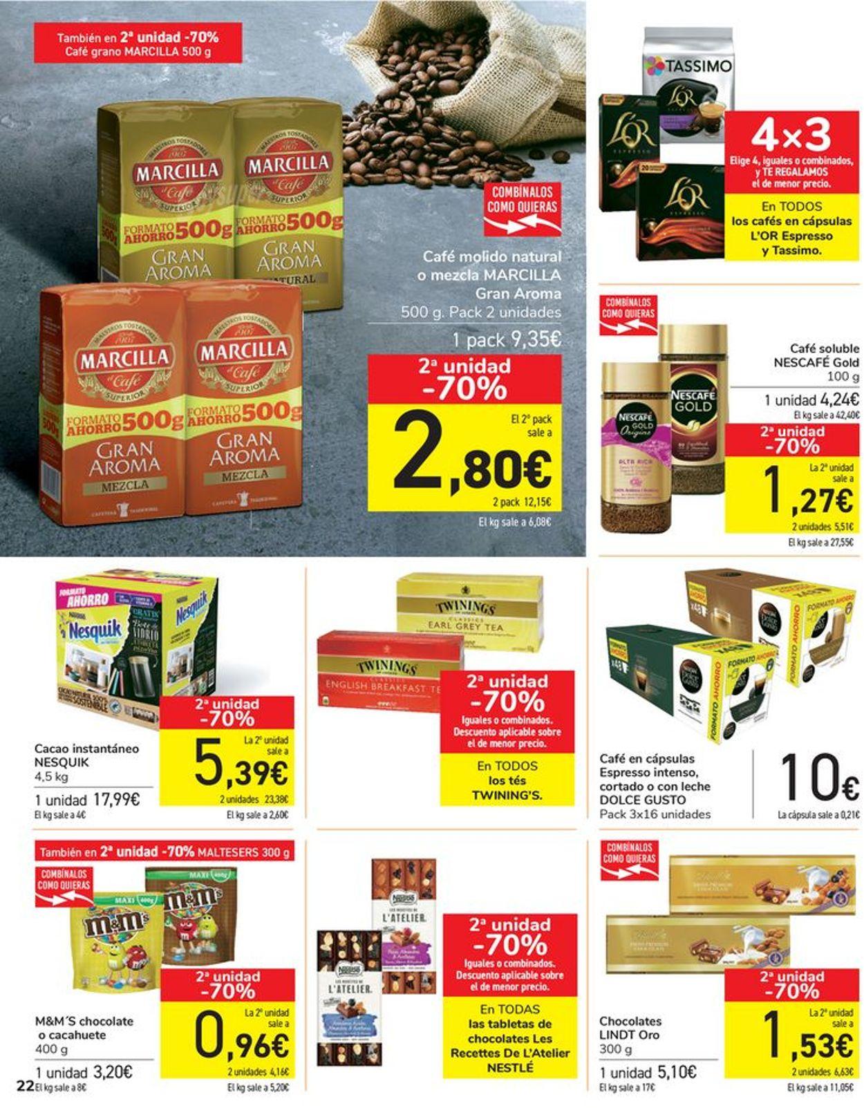Carrefour Folleto - 24.03-05.04.2021 (Página 22)