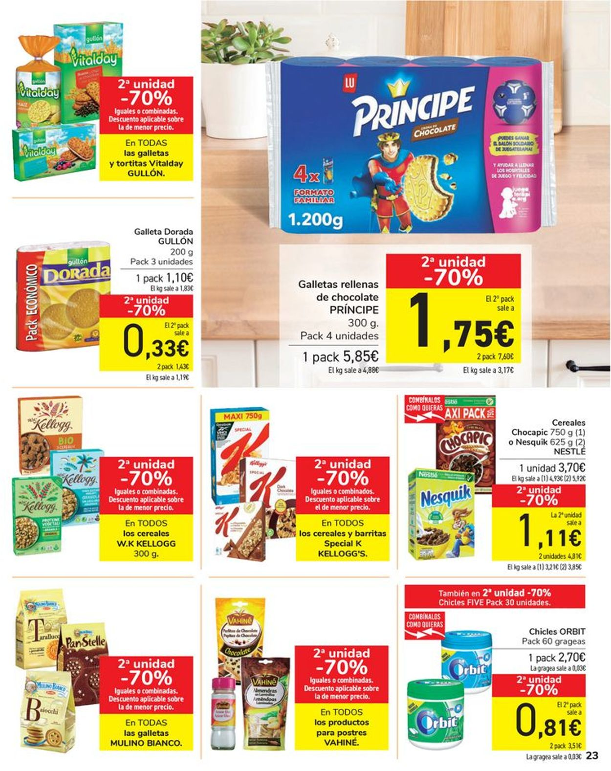 Carrefour Folleto - 24.03-05.04.2021 (Página 23)