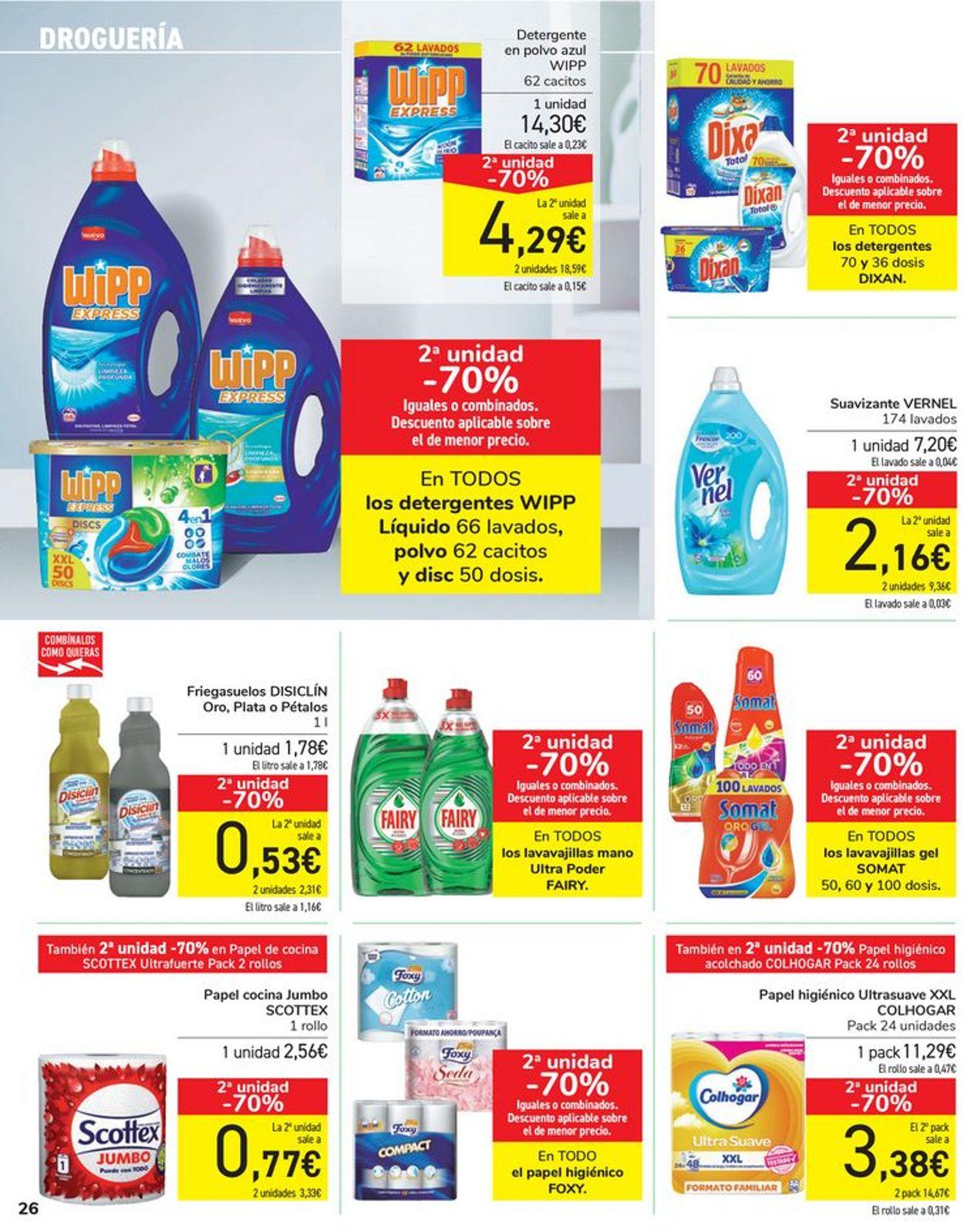 Carrefour Folleto - 24.03-05.04.2021 (Página 26)