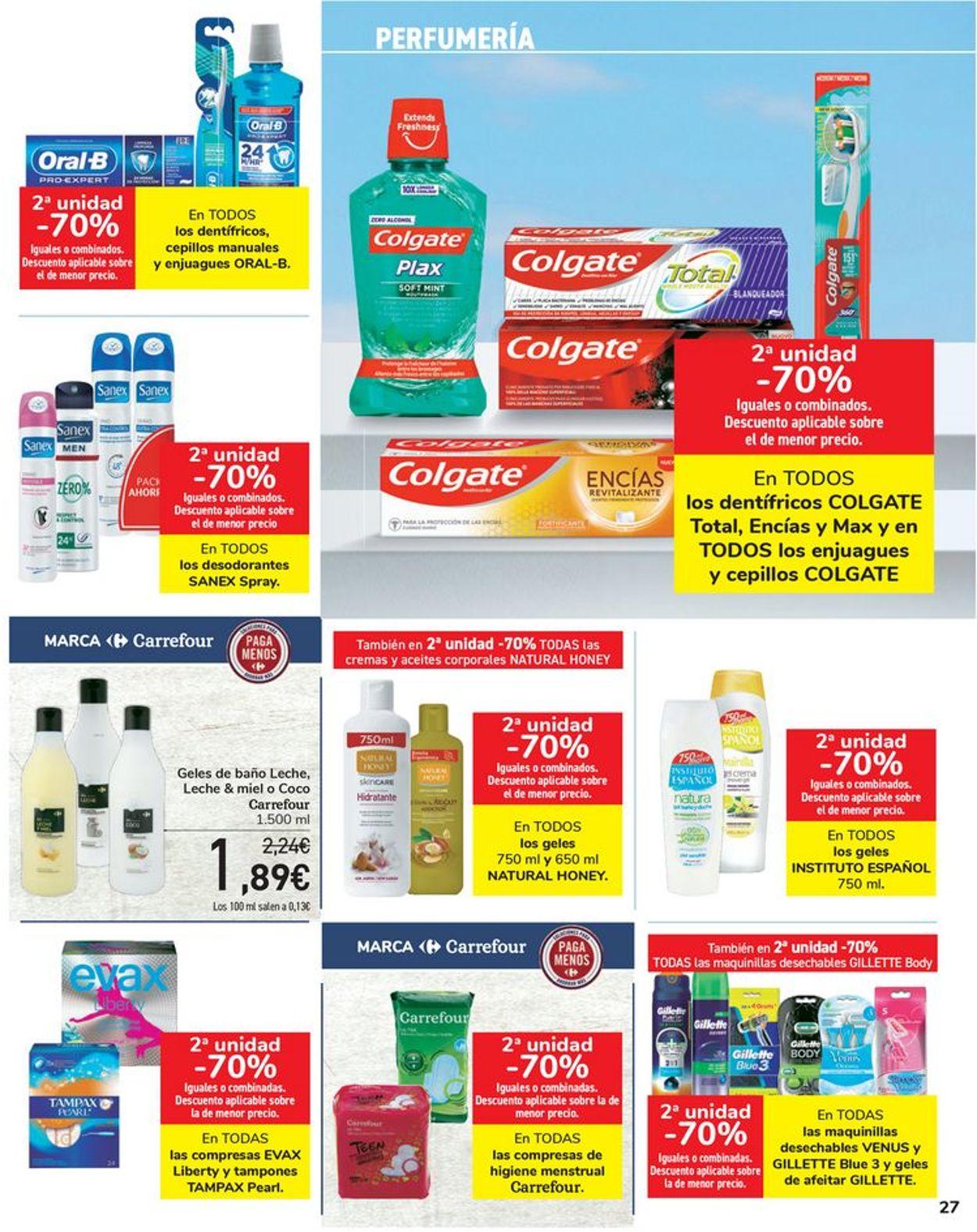 Carrefour Folleto - 24.03-05.04.2021 (Página 27)