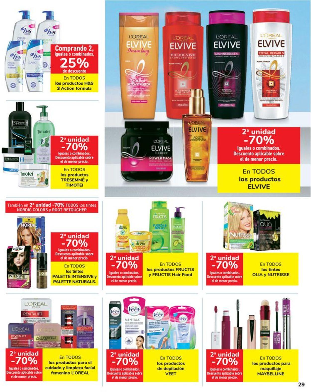 Carrefour Folleto - 24.03-05.04.2021 (Página 29)