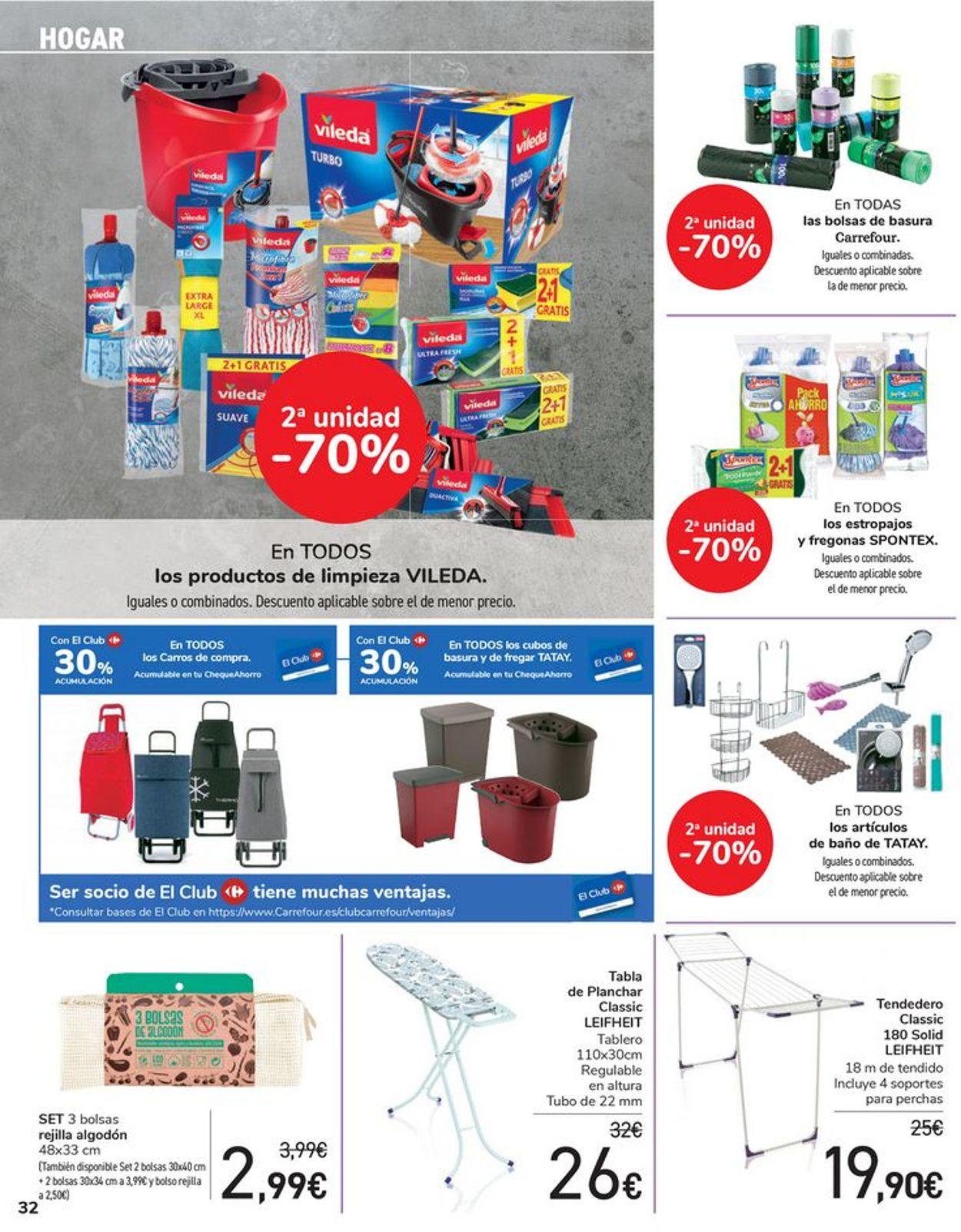 Carrefour Folleto - 24.03-05.04.2021 (Página 32)