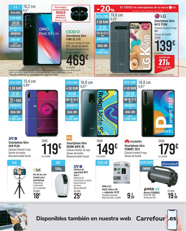 Carrefour Folleto - 24.03-05.04.2021 (Página 49)