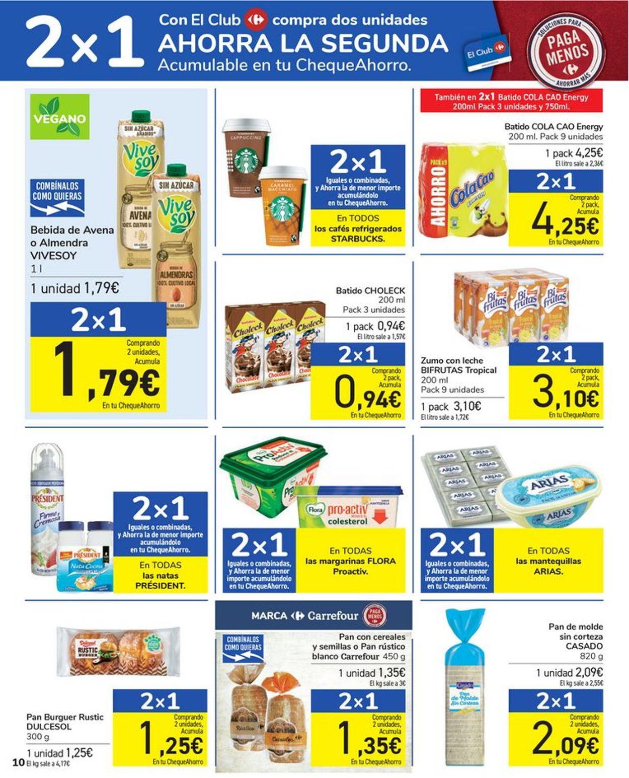 Carrefour Folleto - 24.03-05.04.2021 (Página 10)