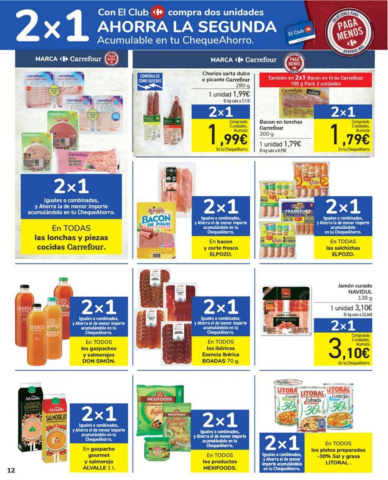 Carrefour Folleto - 24.03-05.04.2021 (Página 12)