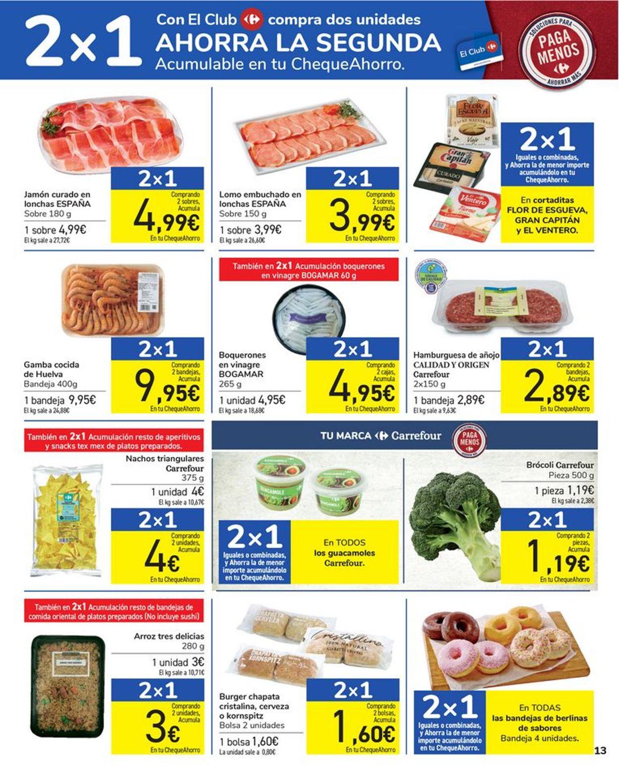 Carrefour Folleto - 24.03-05.04.2021 (Página 13)