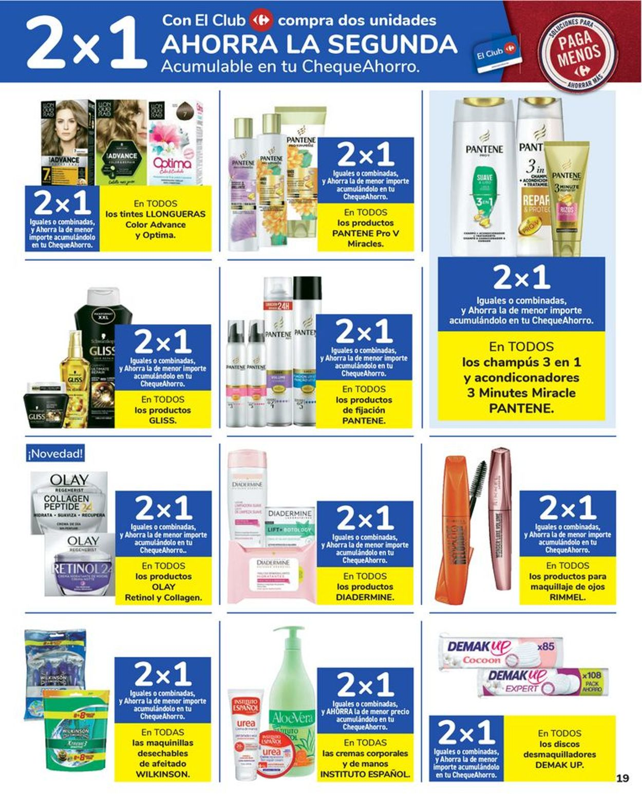 Carrefour Folleto - 24.03-05.04.2021 (Página 19)