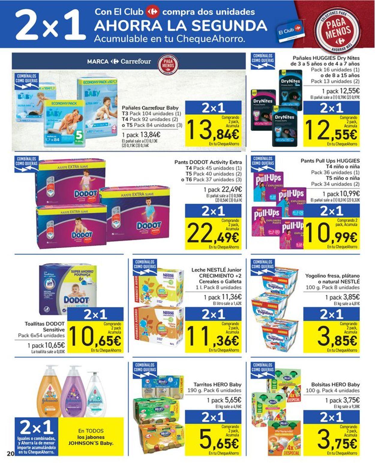 Carrefour Folleto - 24.03-05.04.2021 (Página 20)