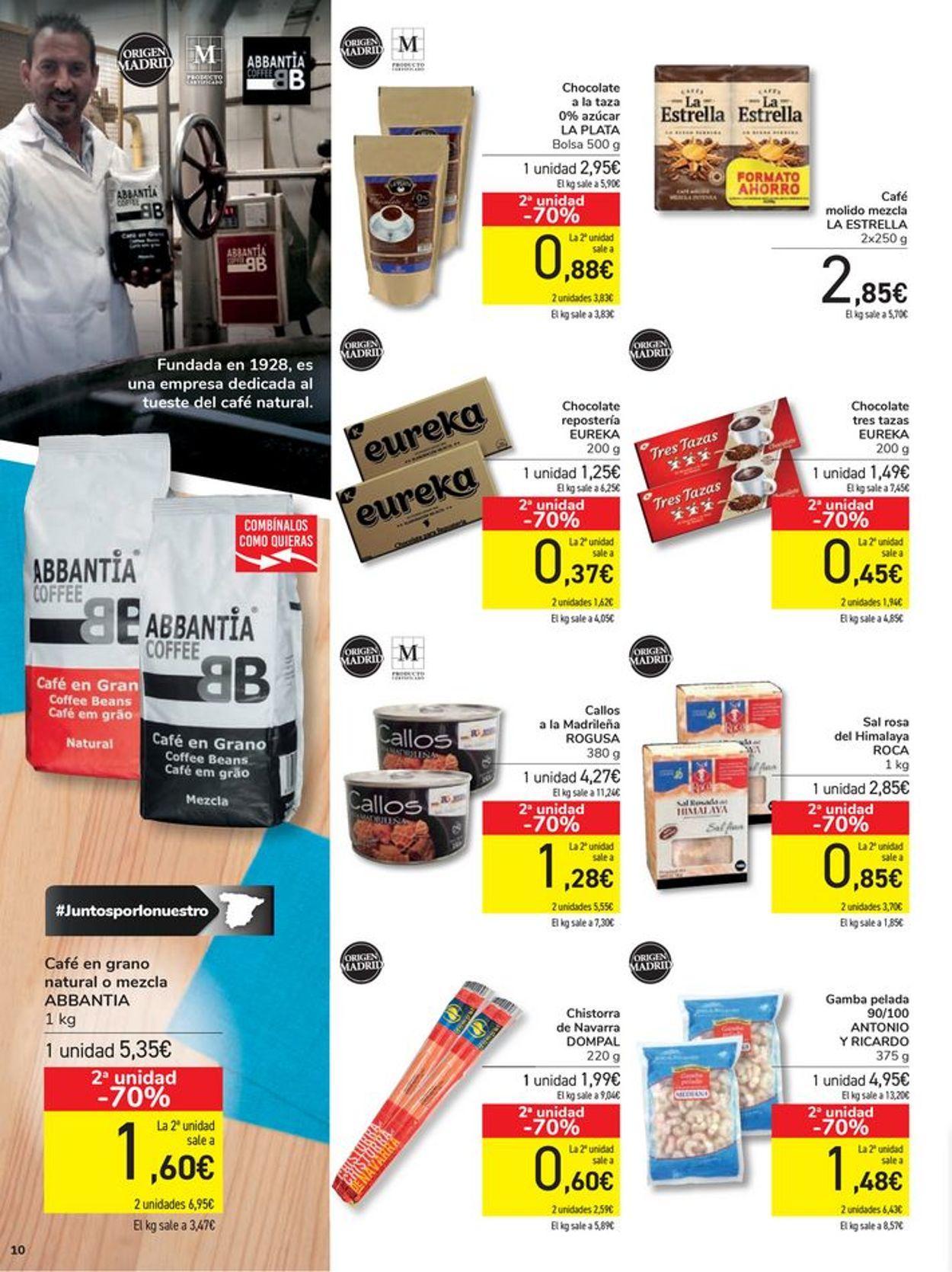 Carrefour Folleto - 25.03-12.04.2021 (Página 10)