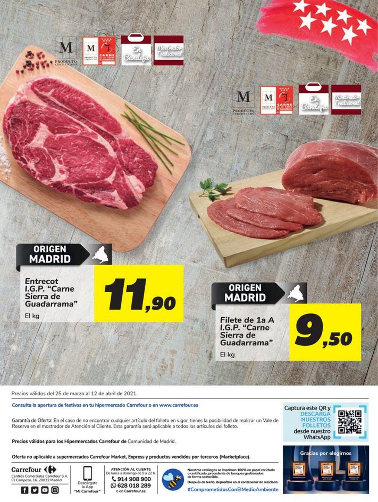Carrefour Folleto - 25.03-12.04.2021 (Página 12)