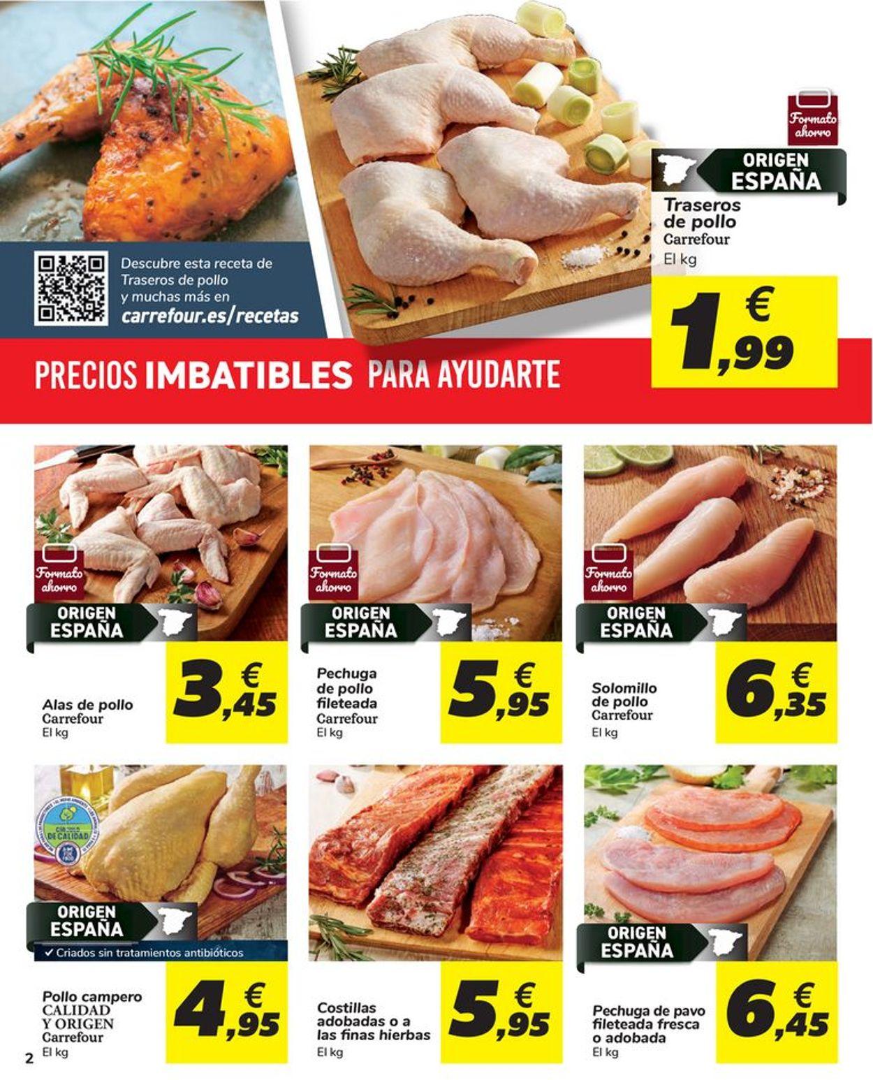Carrefour Folleto - 06.04-15.04.2021 (Página 2)