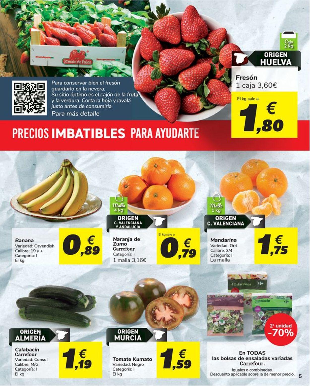 Carrefour Folleto - 06.04-15.04.2021 (Página 5)
