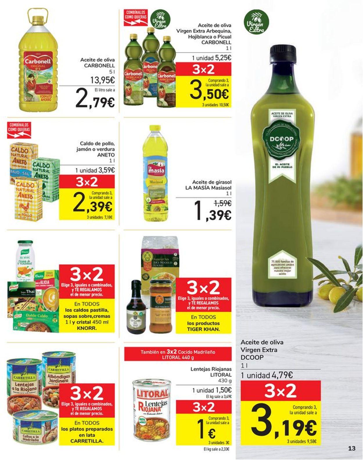 Carrefour Folleto - 06.04-15.04.2021 (Página 13)