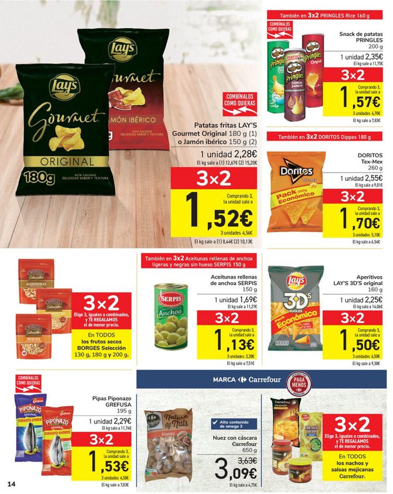 Carrefour Folleto - 06.04-15.04.2021 (Página 14)