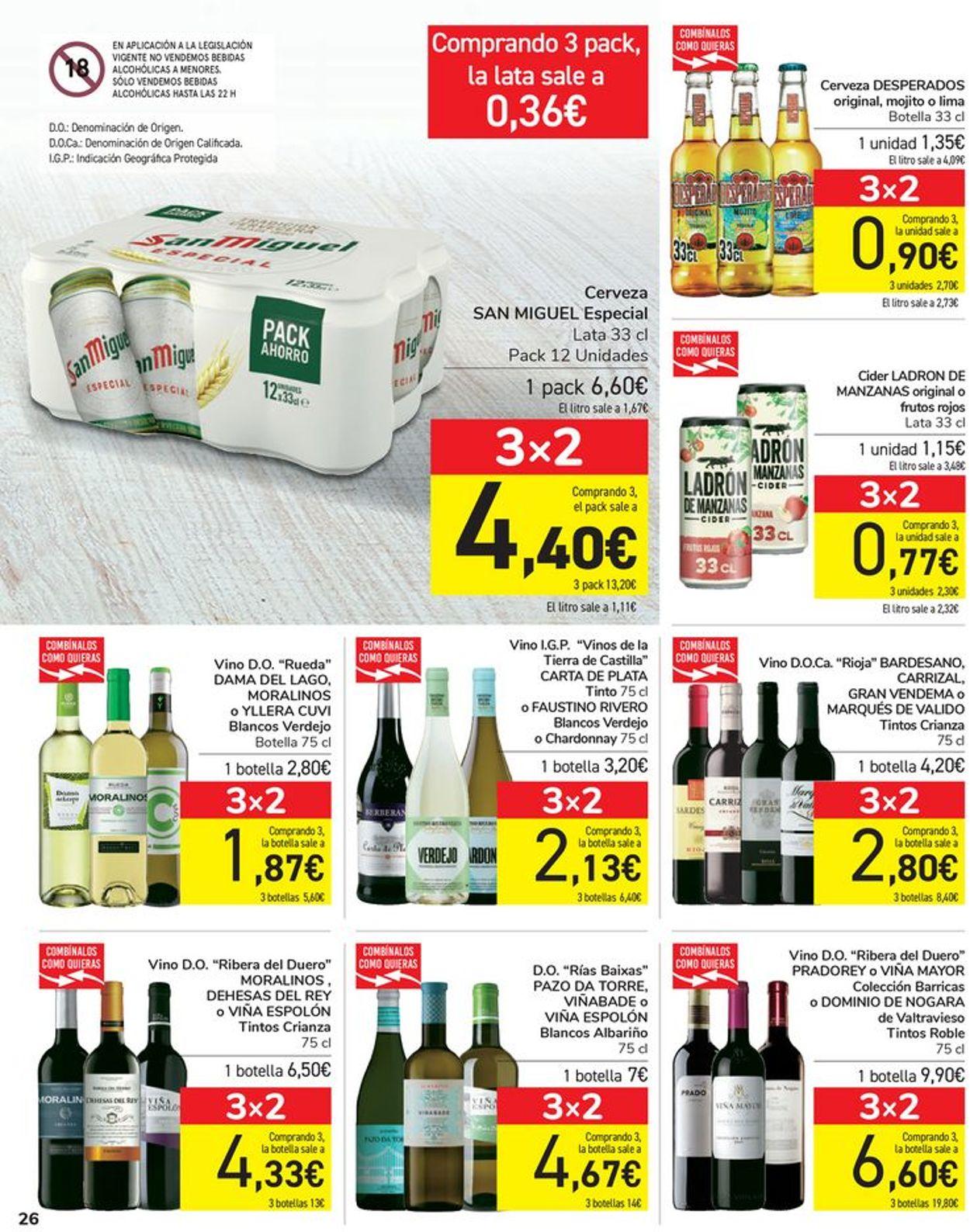 Carrefour Folleto - 06.04-15.04.2021 (Página 26)