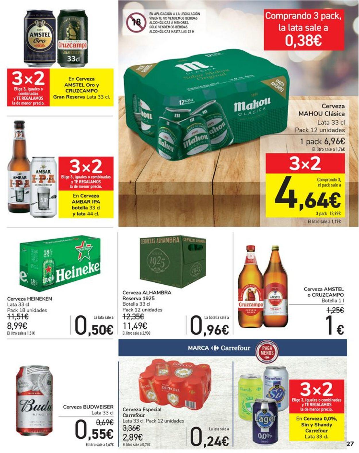 Carrefour Folleto - 06.04-15.04.2021 (Página 27)