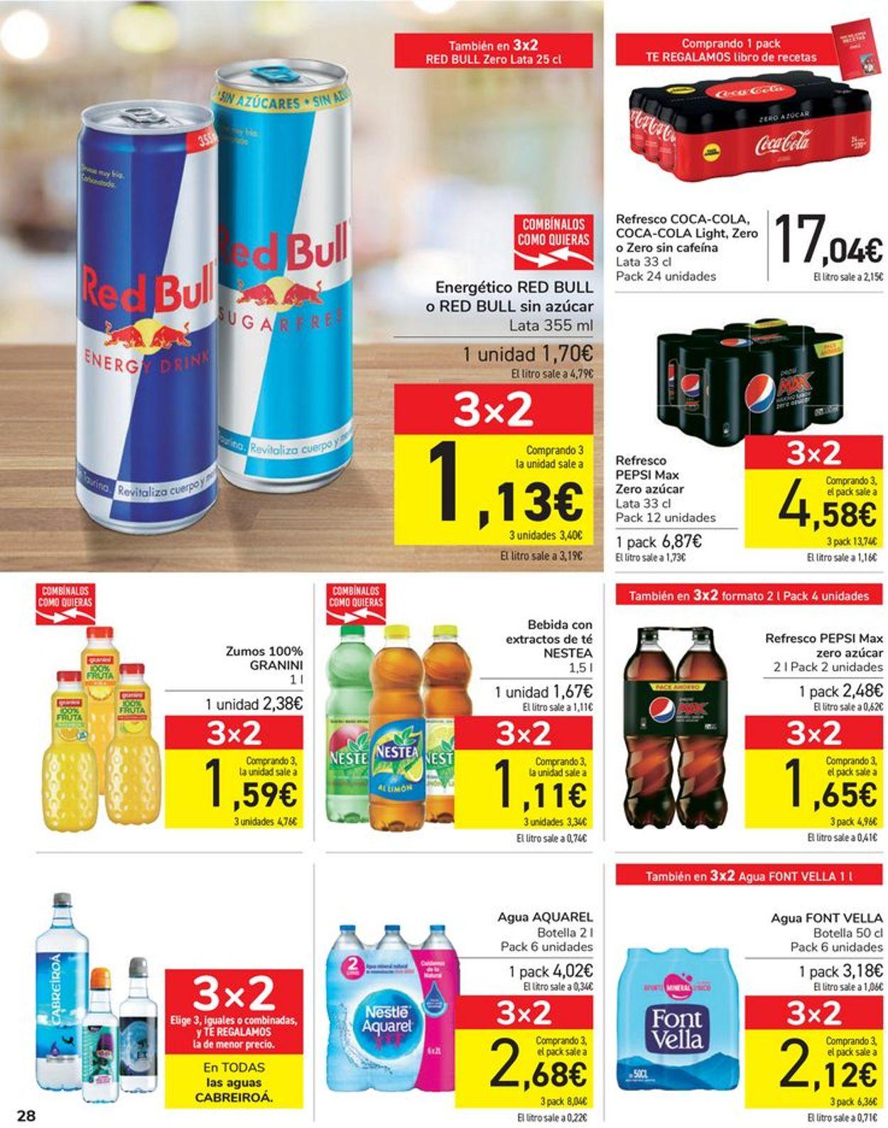 Carrefour Folleto - 06.04-15.04.2021 (Página 28)