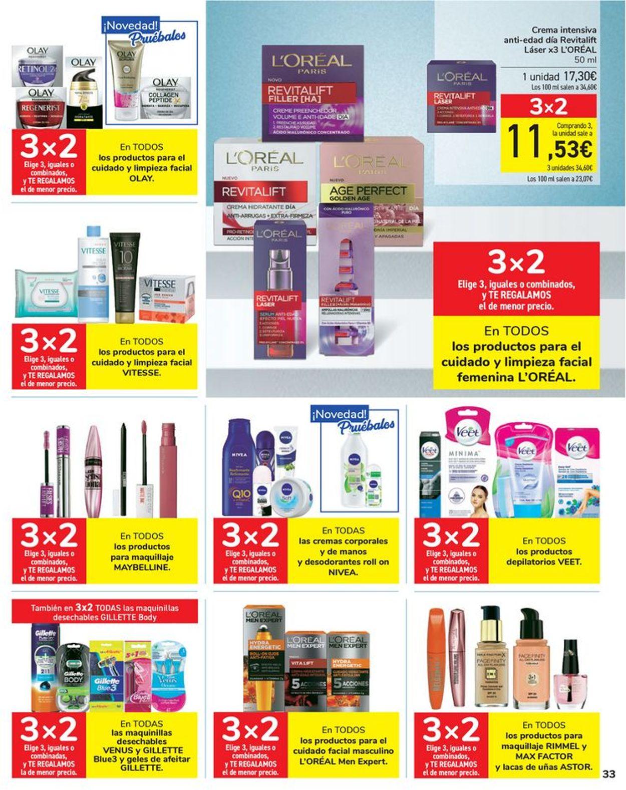 Carrefour Folleto - 06.04-15.04.2021 (Página 33)