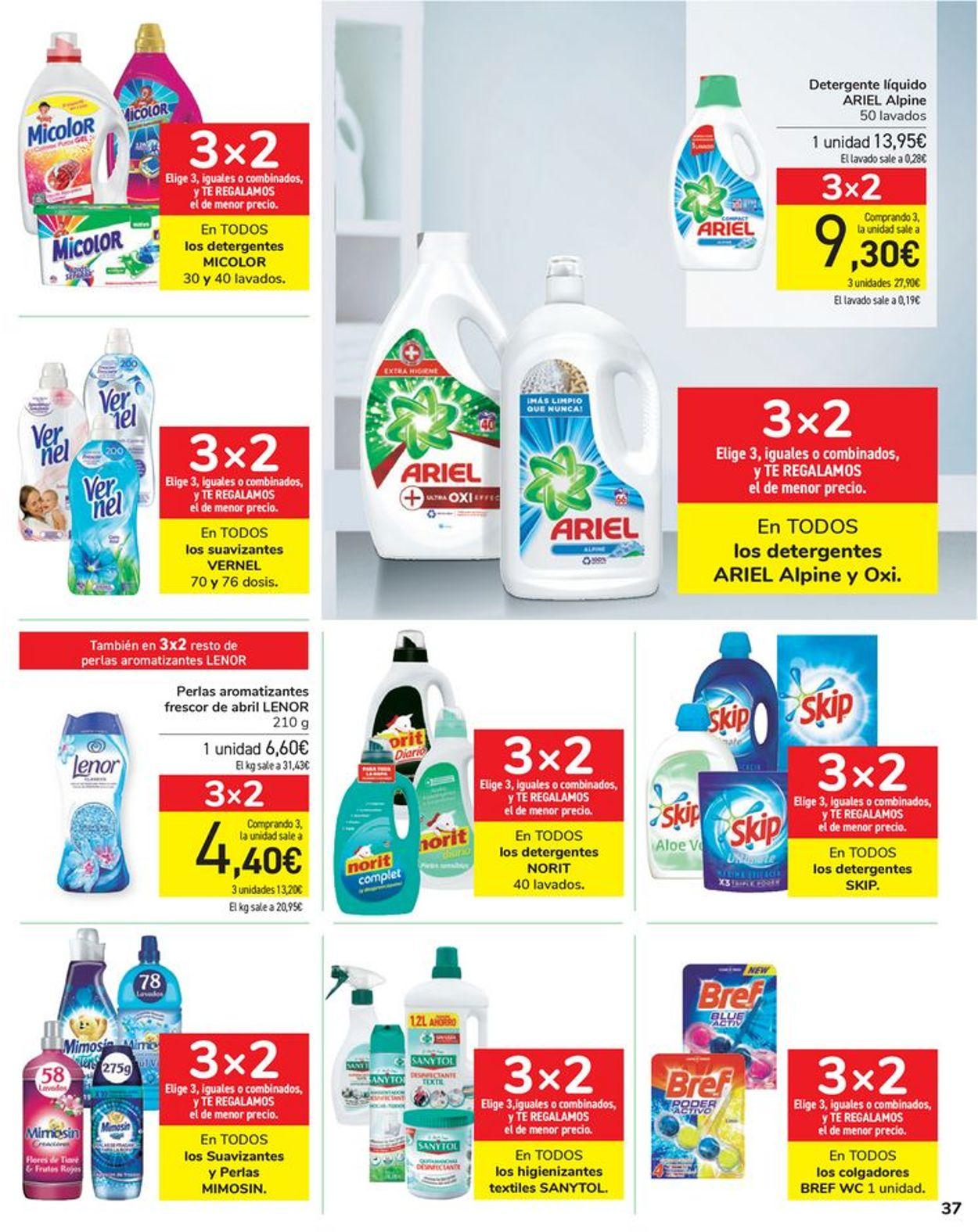 Carrefour Folleto - 06.04-15.04.2021 (Página 37)