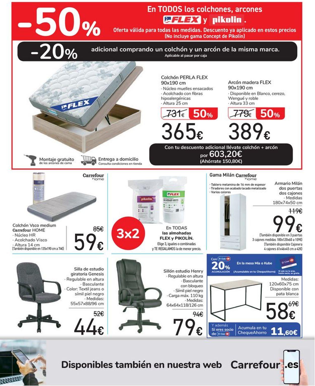 Carrefour Folleto - 06.04-15.04.2021 (Página 45)