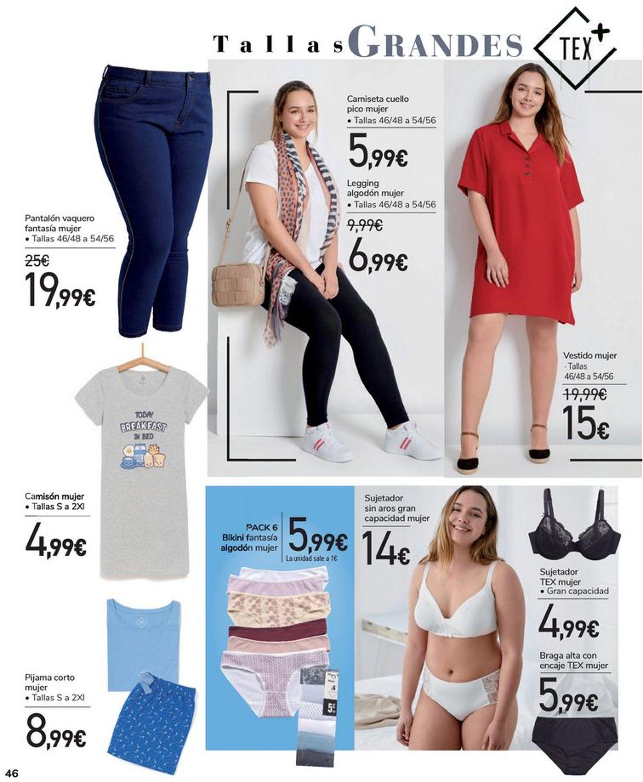 Carrefour Folleto - 06.04-15.04.2021 (Página 46)