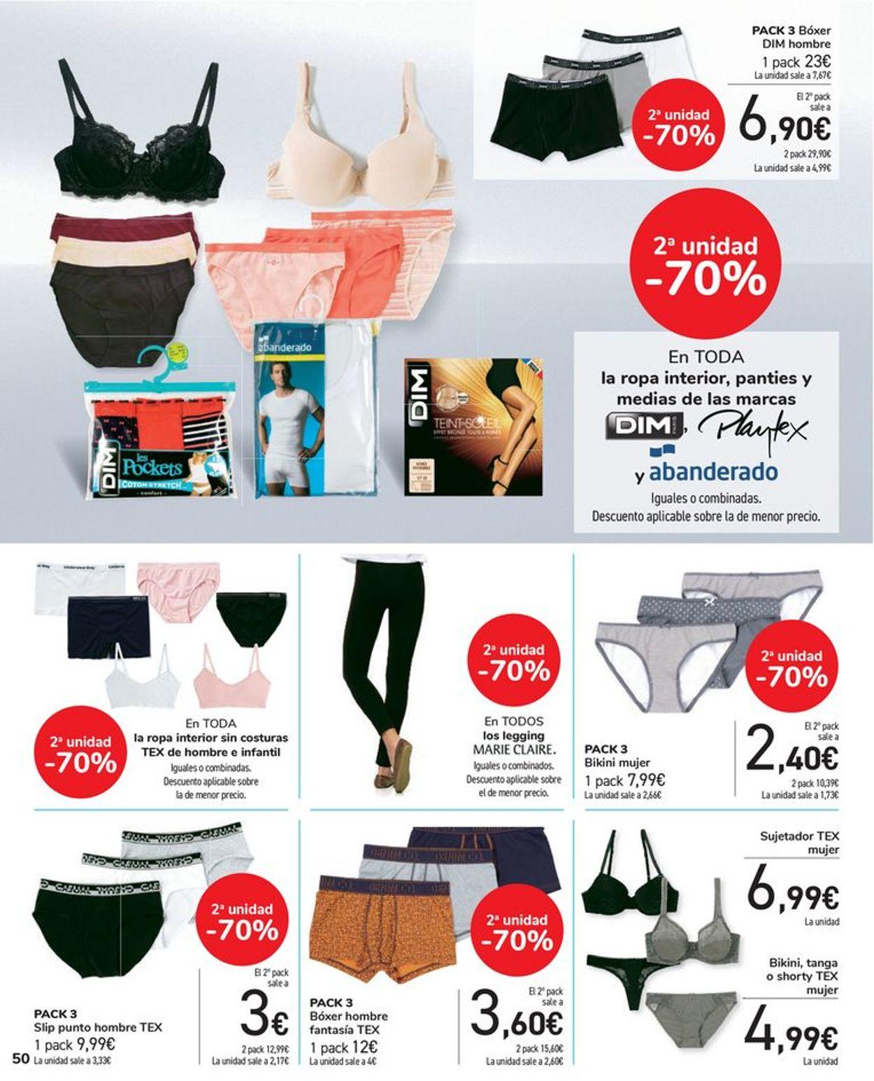 Carrefour Folleto - 06.04-15.04.2021 (Página 50)