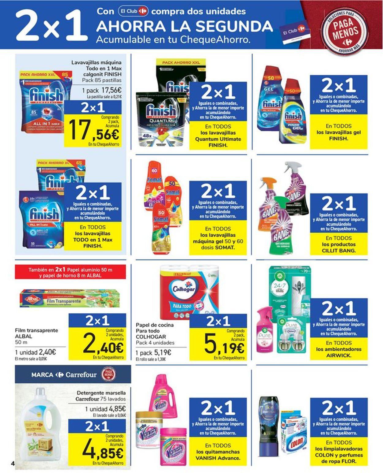 Carrefour Folleto - 06.04-15.04.2021 (Página 4)