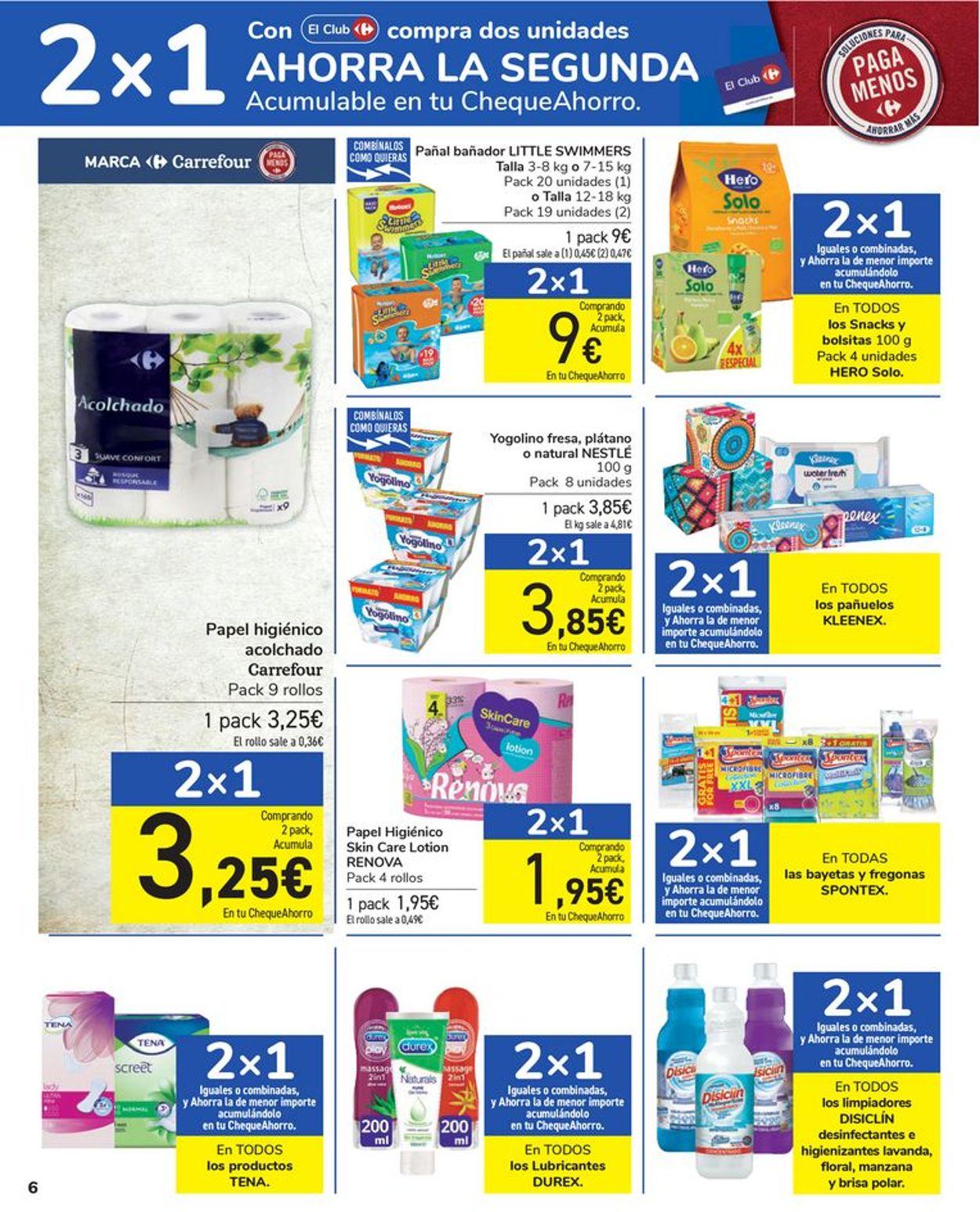 Carrefour Folleto - 06.04-15.04.2021 (Página 6)