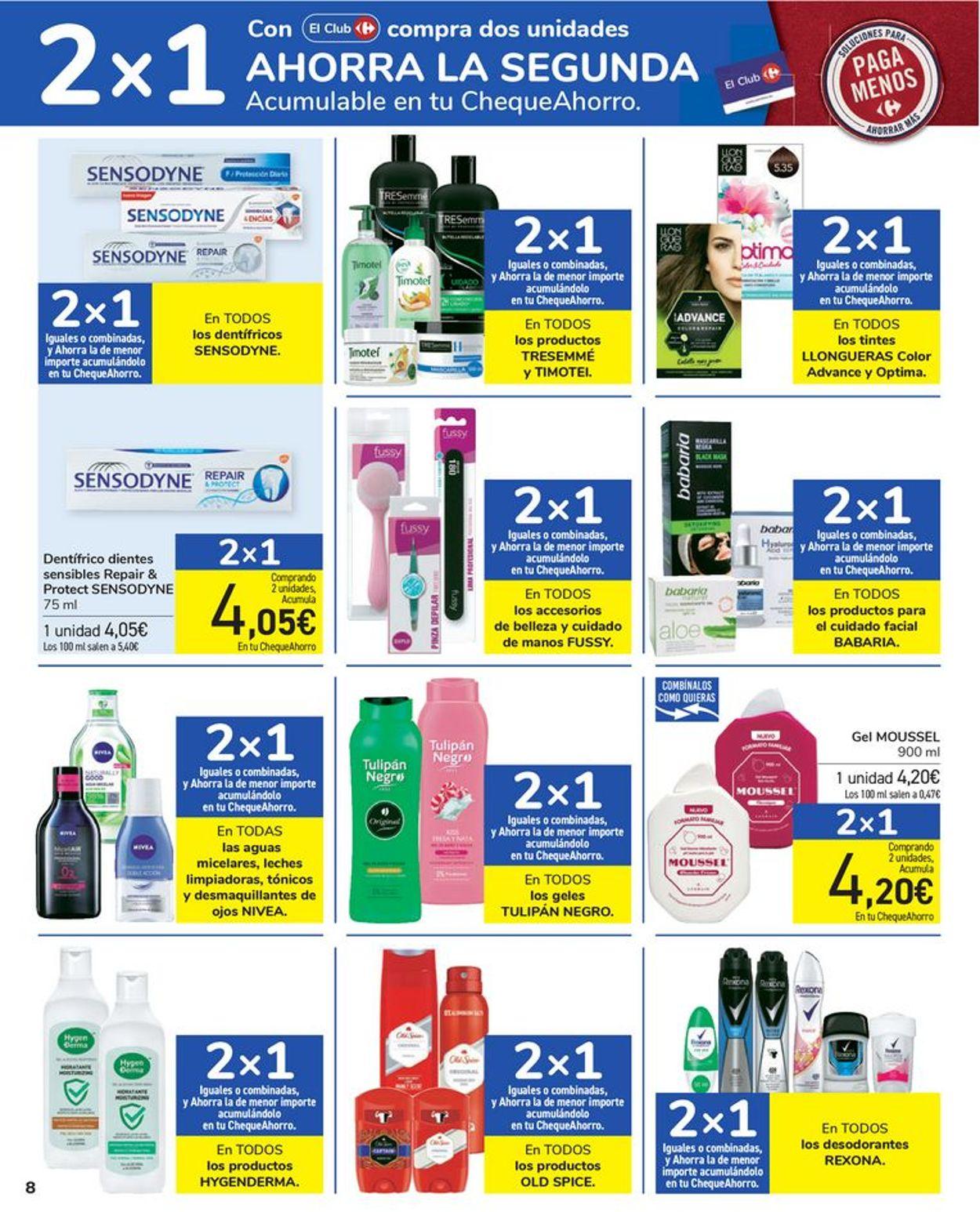 Carrefour Folleto - 06.04-15.04.2021 (Página 8)